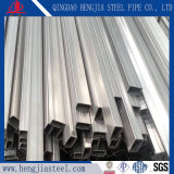 高く磨かれたステンレス鋼の溶接された長方形の管