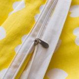 安い綿のホーム織布のシーツの羽毛布団カバー