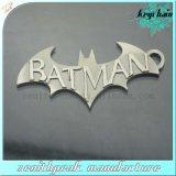 Design antigo Metal Estamparia Bat Shape chaveiro