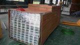 Canal Pultruded plástico reforzado con fibra de alta resistencia con protección UV