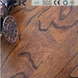 Cheap linoléum planchers de bois auto-adhésif en vinyle carreaux de revêtement de sol PVC