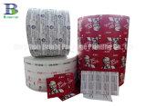 Logotipo personalizado rodando los papeles de azúcar, azúcar Bolsita de Papel, documentos de laminación impresa personalizada