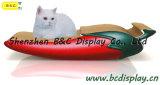 Оптовый кот картона царапая доску с SGS (B&C-H003)