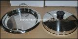 Cassetto refrattario di cottura della vaschetta della piastra di Bakeware