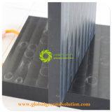 De zwarte HDPE van de Kleur Verkoop van de Stootkussens/van de Fabriek van de Steun van het Been van het Stootkussen van de Kraan/van het Stootkussen van de Kraan/van de Kraan
