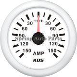 """2 """" 52mm Ammeter/AMP Gauge con Current Selezionano-in su Unit +/-150A con Backlight"""