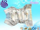 Couche-culotte de bébé de Kuku avec le tissu comme le film et le crochet et la bande de boucle