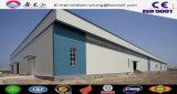 Bâti en acier/atelier préfabriqué structure métallique/entrepôt en acier préfabriqué (JW-16204)