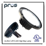 Alta luz de la bahía del UFO LED, alta luz de la bahía de 150W LED