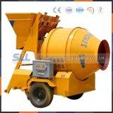 Fabricant de mélange concret diesel automatique du mélangeur Jzc350 à vendre