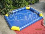 장방형 팔각형 모양 팽창식 수영풀 (CHW310)