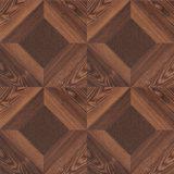 suelo de madera laminado arce del roble blanco del tablón del vinilo AC4 de 12.3m m