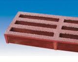 Las plataformas de FRP moldearon la reja con de alta resistencia