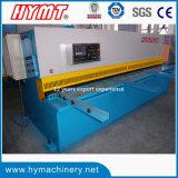 Máquina de estaca de corte do feixe hidráulico do balanço QC12Y-8X2500