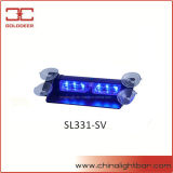 Lineare 6W Ambulance Blue Interior Frontscheibe-Mount LED Dash Light (SL331-SV)