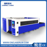 Metal Pipe Fiber Laser Cutting Machine Lm3015hm3 with Full Protection