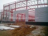 工場直売の鉄骨構造フレームの倉庫