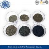 Aço de decapagem/Cr Content 0,26%/Formato angular/ISO 9901/dureza uma lixa de aço HRC 50-55G18 com o SGS