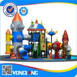 Установленные украшения Trampoline спортивной площадки детей напольные (YL-X147)