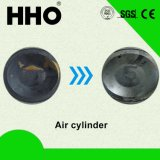 Auto limpeza do carbono do gerador do gás de Hho