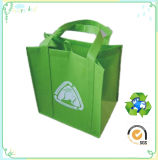Shopping Promotion Packaging Bag Nonwoven Promotion Bag를 위한 주문을 받아서 만들어진 PP Nonwoven Bag