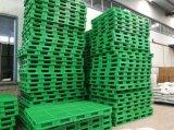 Большой соединяя пластичный паллет для хранения и перевозки пакгауза