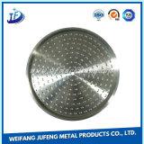 Fabricación del hierro de encargo/del acero inoxidable/de metal que estampa las piezas para el hogar