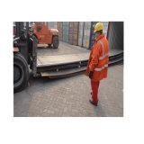 Pt S235J2w Chapa de aço resistente às condições climatéricas para material de construção