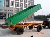 8 тонн трейлера фермы, аграрного трейлера, трейлера трактора 7cx-8