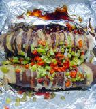 Vegatebles를 불에 굽기를 위한 1235 0.010mm 음식 급료 가구 알루미늄 호일