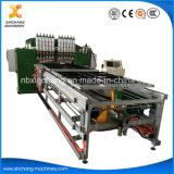 PLC контролирует автоматический тип сварочный аппарат h ячеистой сети