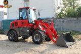 1.6 농부를 위한 톤 앞 바퀴 로더 Zl916 로더