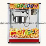 Коммерческих поп-корн кукурузы Maker кукурузы Pop закуска машины красного цвета