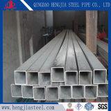 Tubo del quadrato dell'acciaio inossidabile di BACCANO 304 di ASTM