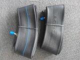 2.75 / 3.00-18 Tubo de motocicleta com válvula metálica reta Tr4