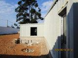 Equipo automático del pollo y vertiente prefabricada Contruction de las aves de corral e instalación