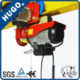 Gru elettrica del motore della gru della fune metallica dei prodotti 220V della Cina mini