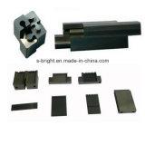 Corrosion résistant aux pièces noires d'enduit