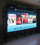 UHD fill Color display board LED barrier with 400 * 300 mm of Cabinets (P1.56, P1.66, P1.923)