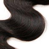 Suave e macio de comprimento de onda do Corpo de cabelo Remy de cabelo humano