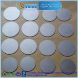 На заводе прямые поставки из полированного молибдена диск (чистотой Mo 99,95%) с Китаем наилучшего качества