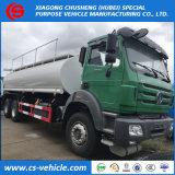 頑丈なBeiben 6X4 20000Lの石油タンカーのトラック20cbmの燃料タンクのトラック