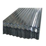 SPCC SGCC DX51d'IG a galvanisé la toiture en tôle acier ondulé en métal