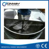 Kqg Veste industrielle Bouilloire Vapeur à vapeur électrique Bouilloire Chauffe-eau électrique Bouilloire distillerie toujours