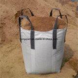 1 TONNE PP Jumbo Sac de sable, de matériaux de construction, des produits chimiques, engrais, de sable, de charbon de bois de chauffage, les ordures etc