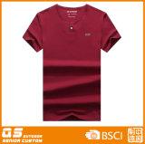 T-shirt rond de collet de la mode des hommes