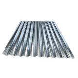 Strato d'acciaio ondulato galvanizzato tuffato caldo del tetto