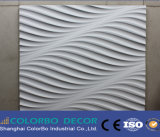 가정 Decoration Wave Design 3D Wall Panel Panel