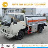 12-15m3 nuevo Dongfeng 4X2, cisterna de combustible del depósito de aceite 170 HP Carretilla