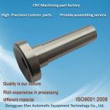 Bon prix en acier inoxydable de haute précision tournant la partie d'usinage CNC